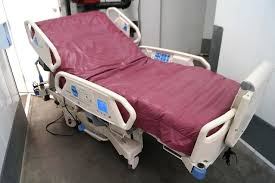 Craigslist Hospital Bed Hill Rom P1900 Totalcare Sport Bed Hospital Beds