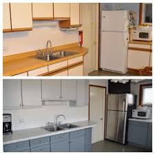 resurface kitchen cabinets before and after interior wonderful how to remove laminate from cabinets melamine