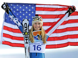 Hours Of Six Flags Inside Winter Olympics Gold Medalist Skier Lindsey Vonn U0027s Career