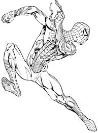 spiderman coloring pages u2022 got coloring pages