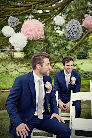 get inspired great colour combination for the groom and his men