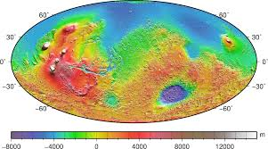 Lbl Map Pgda Mars Gravity Field Gmm 3