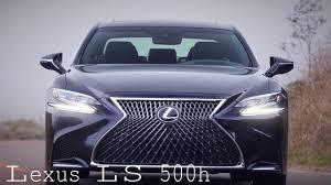 lexus lx turbo hybrid 2018 lexus ls 500 interior exterior design hybrid better than