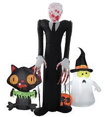 Slender Man Halloween Costume Boo Gleech