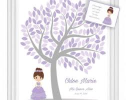 sweet 16 guest sign in book quinceañera guest book 11x14 sign in tree sweet 16 guestbook