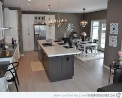 Grey Kitchens Ideas Lovable Grey Kitchen Ideas Awesome Interior Design Style Home