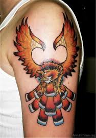 74 magnificent eagle tattoos for arm