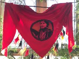 The Red Flag Campaign Unb Mi U0027kmaq Wolastoqey Centre Hosts Red Shawl Campaign Canada U0027s