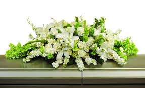 casket spray grace casket spray
