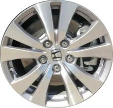 used honda odyssey wheels aly64057u15 ls22 honda odyssey wheel silver machined 42700tk8a41