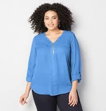 blouse plus size shop s plus size shirts and blouses avenue com