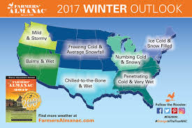 weather map ohio farmers almanac winter forecast is out what to really expect