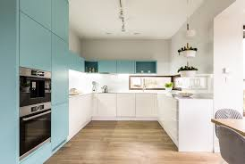 kitchen wall cabinets narrow 9 tips for two tone kitchen cabinets in a small kitchen nebs