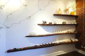 decorative shelves home depot shelves awesome rustic wood floating shelves hand made by