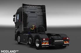 renault trucks 2014 renault t range v6 2 1 26 х mod for ets 2