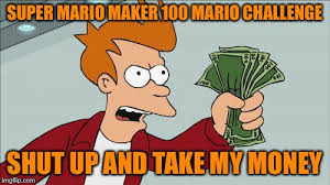 Meme Maker Fry - shut up and take my money fry meme imgflip