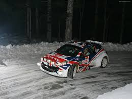 peugeot home peugeot 207 s2000 at 2010 monte carlo rally exotic car wallpaper