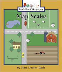 map scales amazon com map scales rookie read about geography