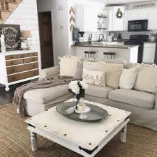 Farmhouse Living Room Furniture by 55 Cozy Farmhouse Living Room Decor Ideas Best Farmhouse Living