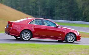 cadillac cts white wall tires 2009 cadillac cts v test motor trend