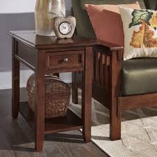 Rustic Coffee Tables And End Tables Rustic End U0026 Side Tables You U0027ll Love Wayfair