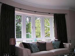 bay window curtain rods ikea how to measure for curtain rods for