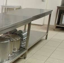 Heavy Duty Table by Stainless Steel For The Heavy Duty Kitchen Table Market