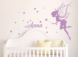 baby girl room decor fairy wall decal blowing stars wand vinyl baby girl room decor fairy wall decal blowing stars wand vinyl art