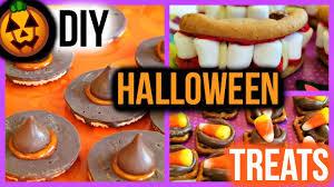 diy halloween treats pinterest inspired youtube