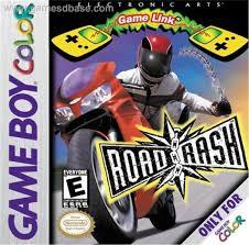 road rash usa rom u003e gameboy color gbc loveroms com