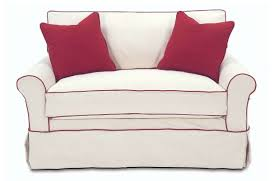 sofa with twin sleeper rowe furniture somerset twin sleeper sofa u0026 reviews wayfair