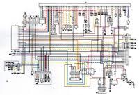 triumph daytona 675 motorcycle electrical circuit diagram