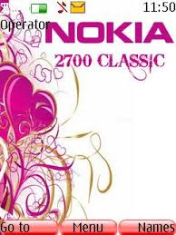 themes java nokia 2700 free download nokia 2700 with tone for java app