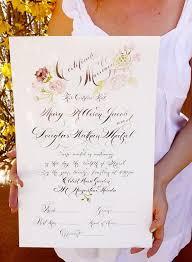 wedding certificate template like this item halloween wedding