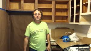 stripping maple kitchen cabinets timeless arts refinishing youtube