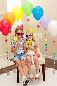 Balloon Decoration Ideas For Birthday Party At Home Best 25 Rainbow Balloons Ideas On Pinterest Rainbow Birthday