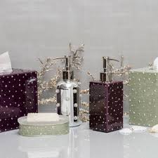 fancy designer bathroom accessories and bathroom accessory sets