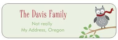 free personalized return address labels bookplates teachers gifts