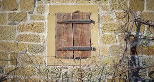 free photo window shutters wood wooden windows window