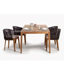 Rattan Dining Table And Chairs Restaurant Furniture Restaurant Furniture Suppliers And