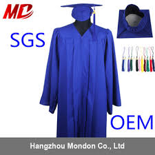 high school cap and gown prices cheap high school graduation gown cap tassel matte finished