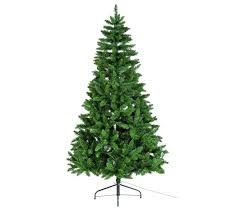 buy collection 6ft spruce pre lit tree green at argos