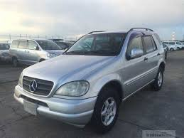 2000 mercedes m class used mercedes ml class 2000 for sale stock tradecarview