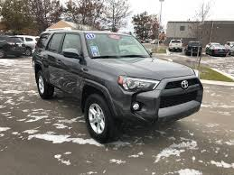 2017 toyota 4runner limited 2017 toyota 4runner sr5 traverse city mi area toyota dealer