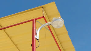 led dusk to dawn security light toshiba tls dtda35ms 40w led dusk to dawn outdoor security area light