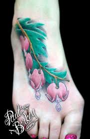 37 best bleeding heart flower tattoo designs images on pinterest