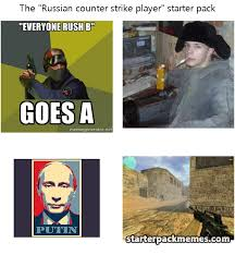 Meme Generator Starter Pack - the best of starter pack memes russian counter strike player