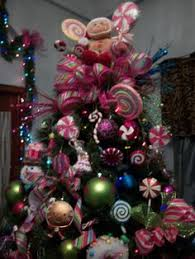 candy land christmas tree christmas decorating ideas visions