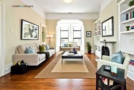 San Francisco Modern Victorian Staging - Modern living room furniture san francisco