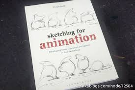 book review sketching for animation developing ideas characters